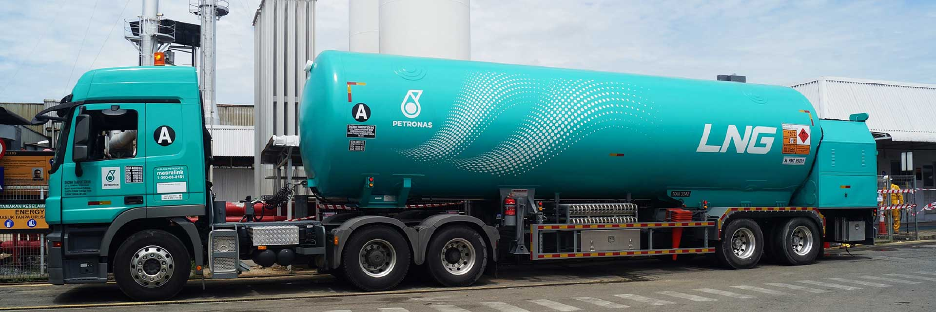 PETRONAS Increases Accessibility To Cleaner Energy With The Launch Of Its Virtual Pipeline System